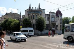 Загс. Сызрань, ул. Бабушкина (бывший Калачный переулок)