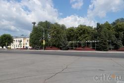 Кузнецкий парк, Сызрань, ул. Ульяновская