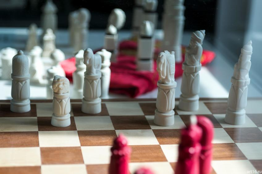 Фото №892849. Шахматы. Дорджиев В.И.