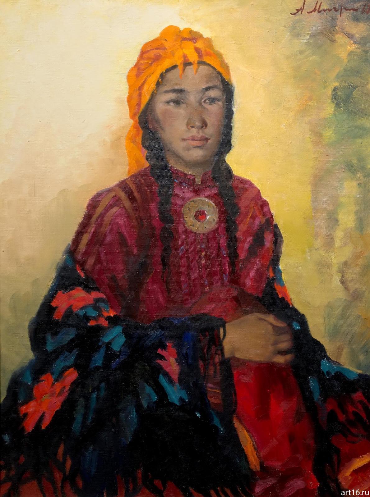 Фото №892982. Халиджа. 1963. Мичри А.И. 1934