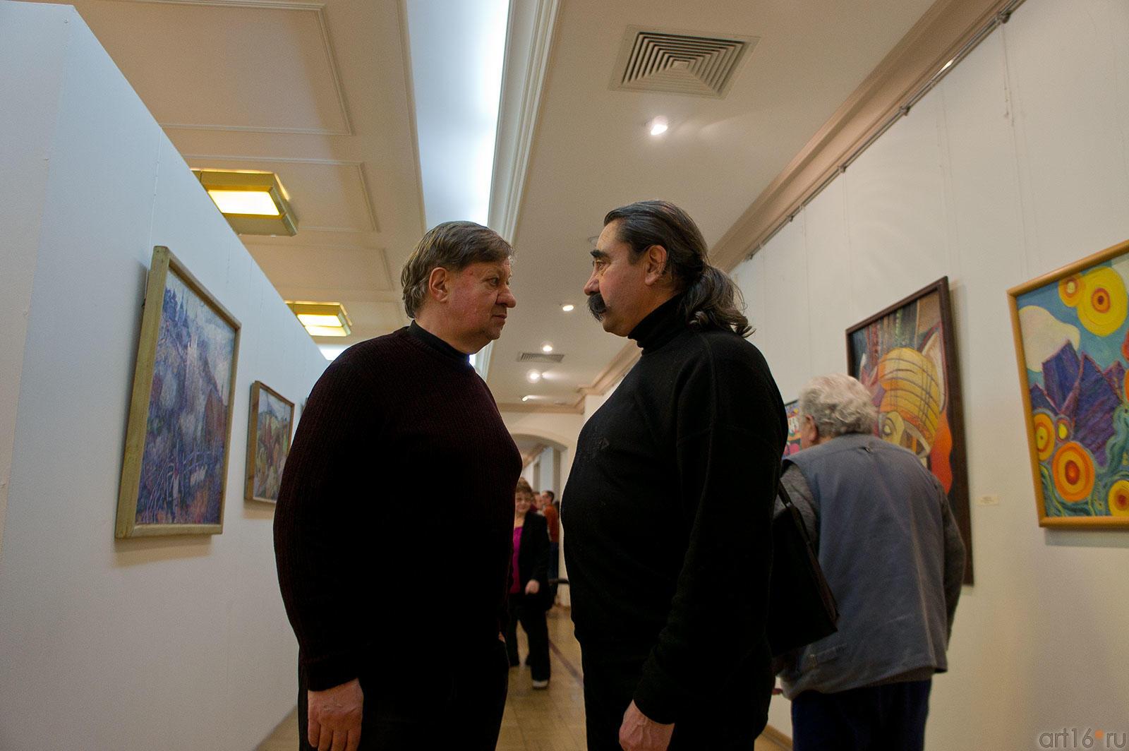 Вот и поговорили::Союзу художников Республики Татарстан — 75