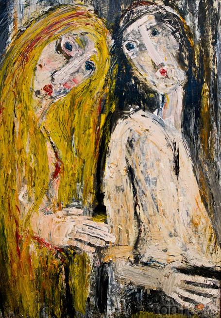 Алтынчеч. 2004. Тимофеев В.Е. 1954::Союзу художников Республики Татарстан — 75