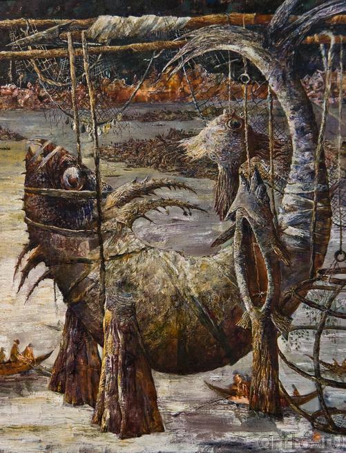 Завет бытия. 1997. Антонова И.В. 1964::Союзу художников Республики Татарстан — 75