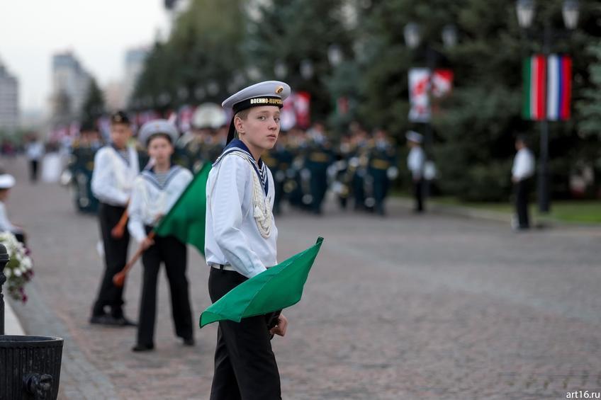 ::Фанфары Казани — 30 авг 2016