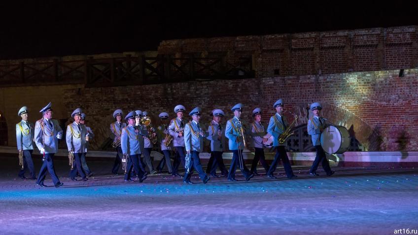Фото №893968. Оркестр Культурного центра МВД по Республике Татарстан