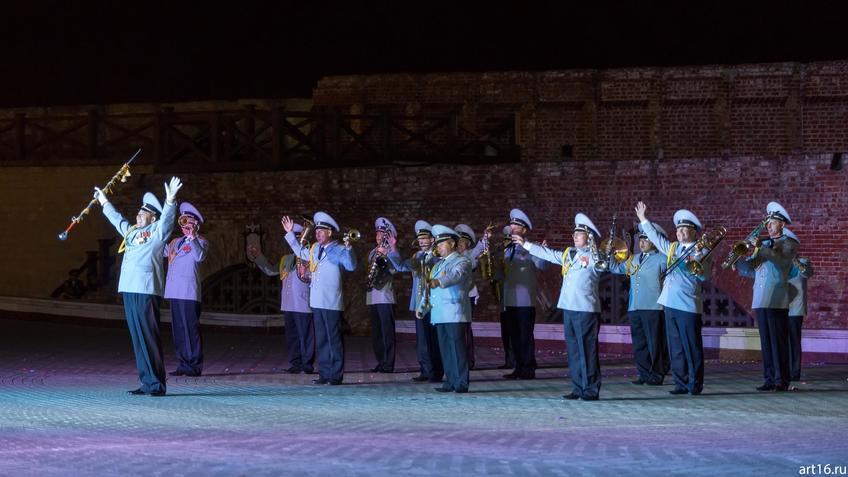 Фото №893976. Оркестр Культурного центра МВД по Республике Татарстан