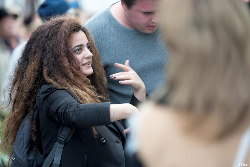 Фото №894340. Танцы. Фестиваль еврейской музыки на Петербургской