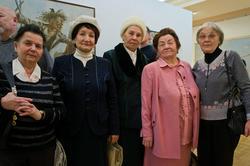 На выставке, посвященной 75-летию СХ РТ