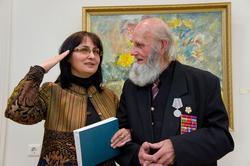 Расиха Фаизова (газета «Шахри Казан»), Владимир Попов, художник