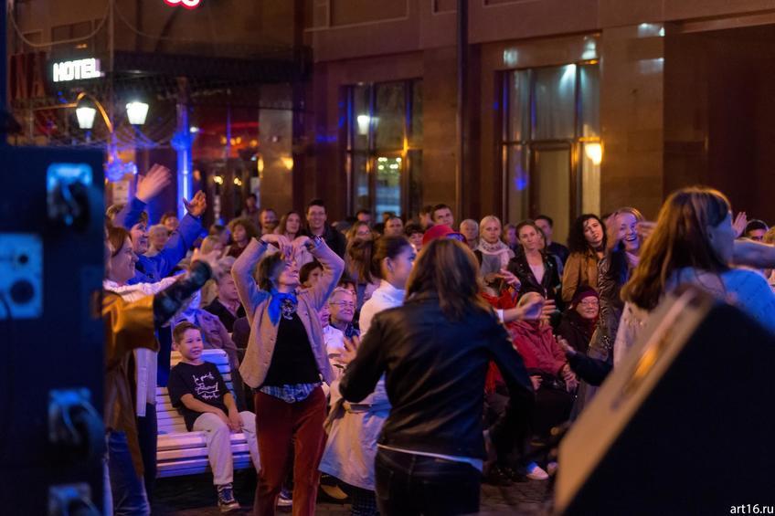 Фото №894628. Танца. Фестиваль еврейской музыки на Петербургской
