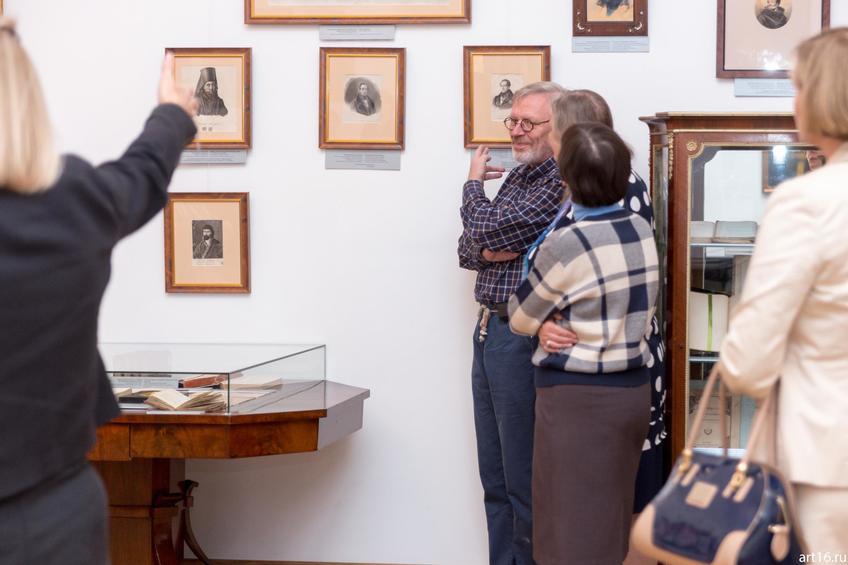 ::Выставка «Пушкин и Казань»