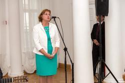 Завьялова Ирина Васильевна, зав. Дома-музея Е.А.Боратынского