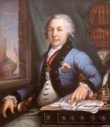 Гавриил Романович Державин, поэт и государственный деятель
