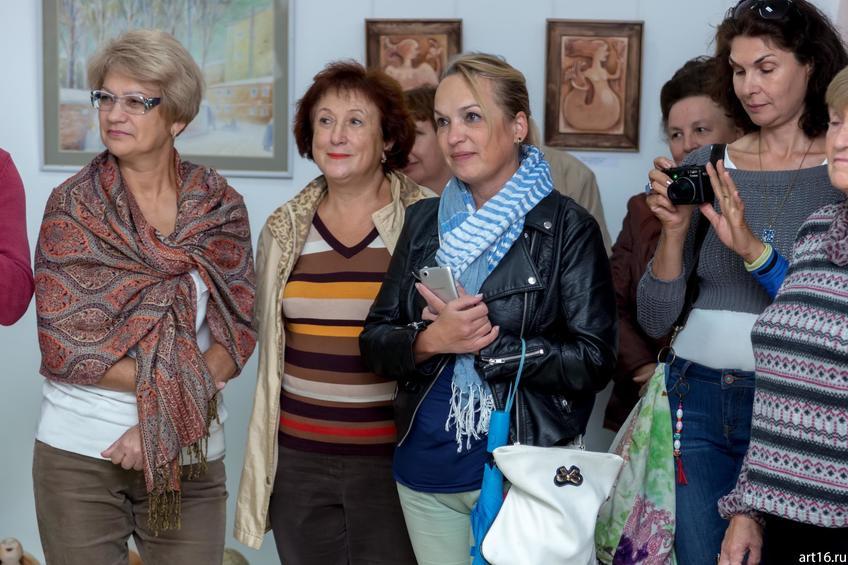 Фото №894802. Прокопьева В.А., Острая Е. Г. ( в центре)