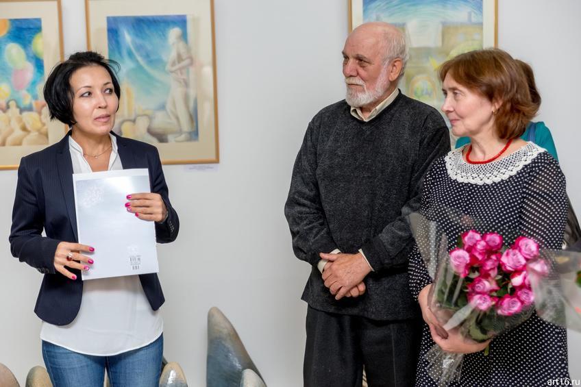 Фото №894810. Фасхутдинова Л., Аршинов В., Кузьминых Н.