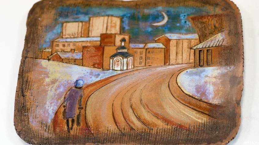 Фото №894918. Домоа. Серия «Адмиралтейская слобода». Нина Кузьминых, 1956