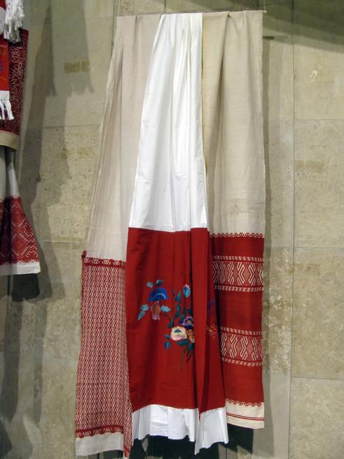 Фрагмент. Казанское полотенце::Казанское полотенце
