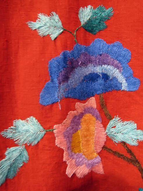 Вышивка. Фрагмент №1::Казанское полотенце
