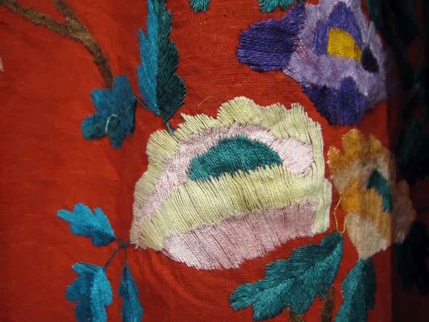 Вышивка. Фрагмент №3::Казанское полотенце
