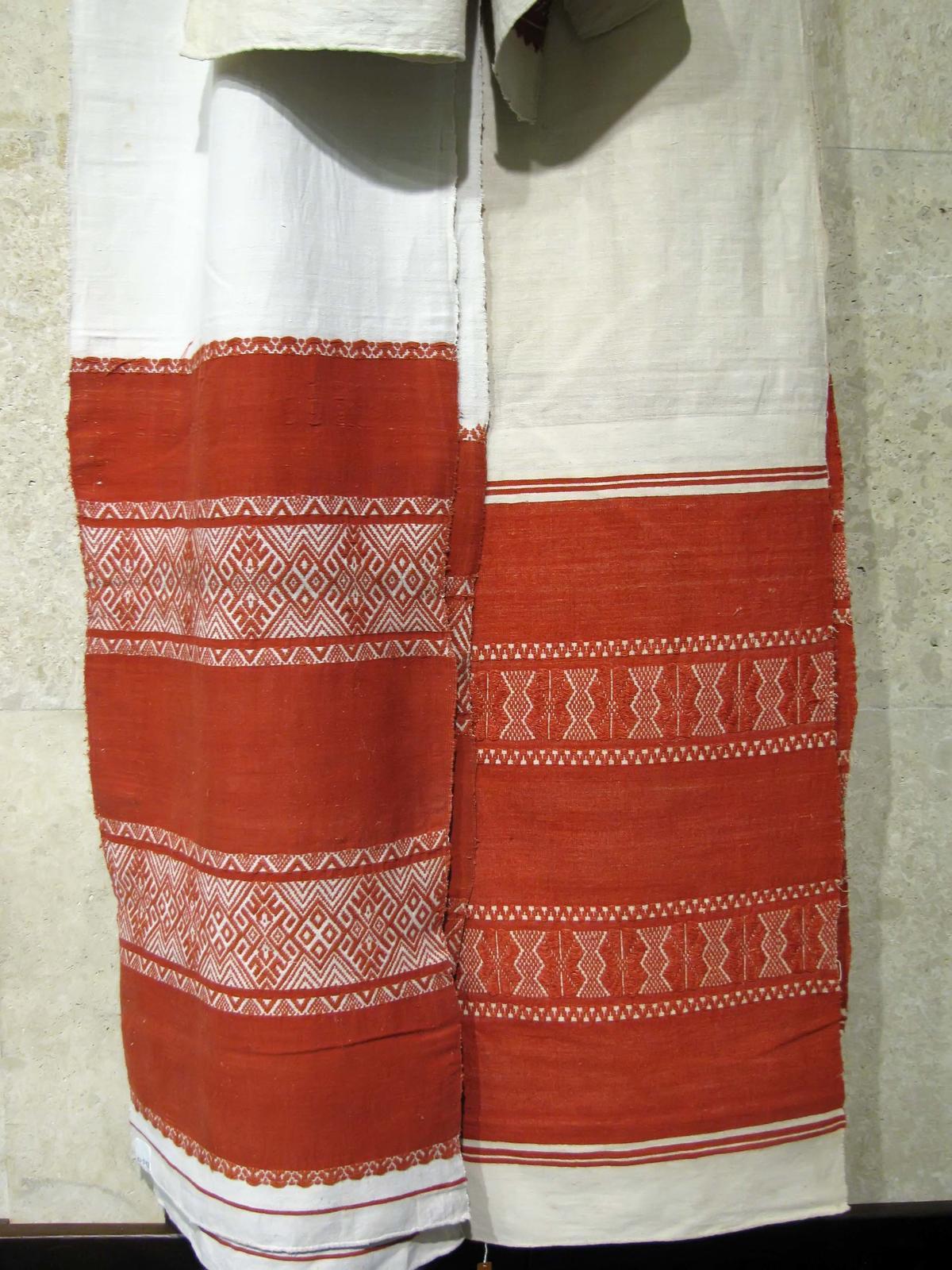 Фото №38143. Домотканое полотенце