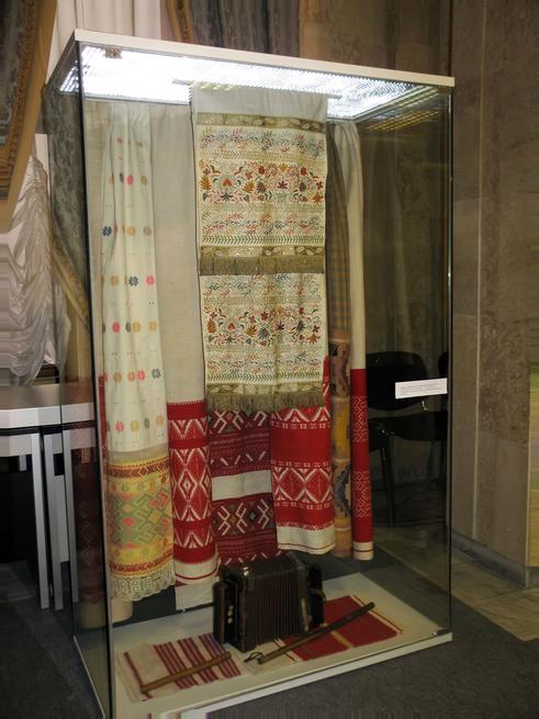 Татарские полотенца как образцы ДПИ конец XIX -нач. XX в.::Казанское полотенце