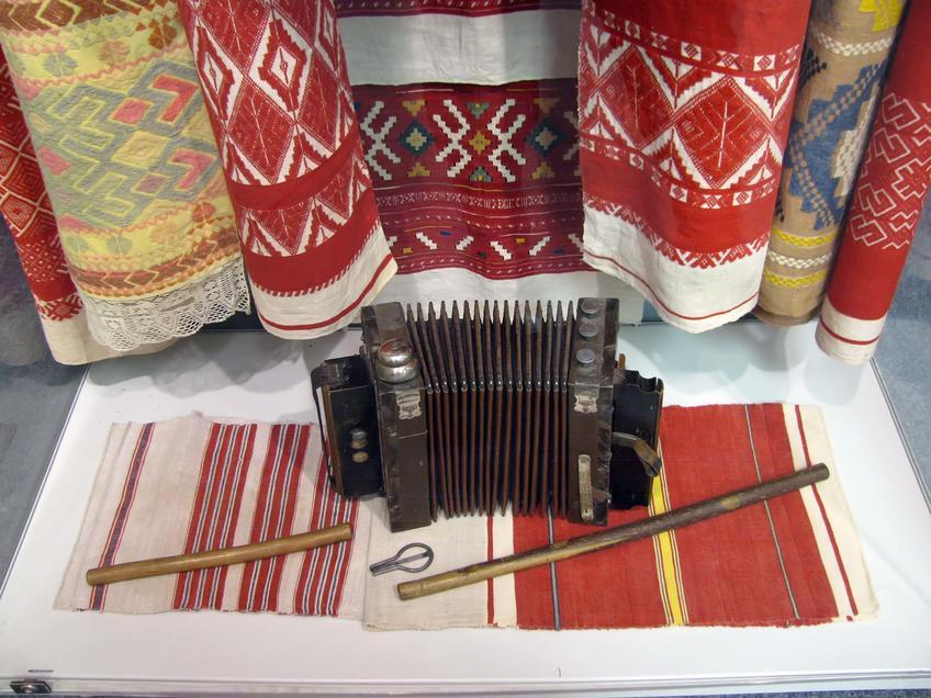 Орнамент татарских полотенец::Казанское полотенце