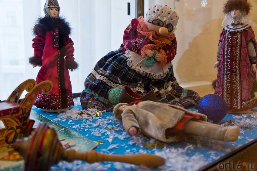 Детские игрушки 1950-1970 гг._3::Зимняя сказка, 2012