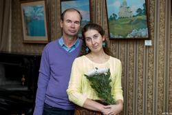 Борис Зайцев, Светлана Медведева
