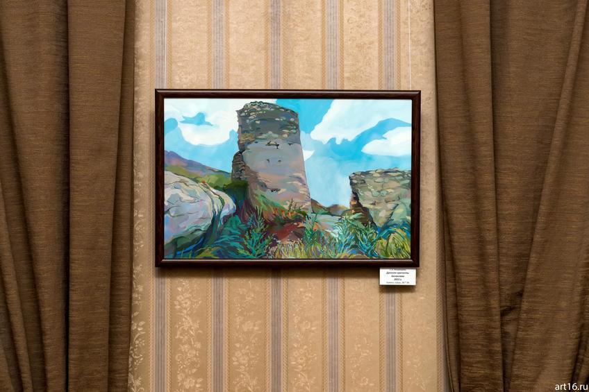 Фото №895542. Древняя крепость. Балаклава. 2015. Медведева С.Б.