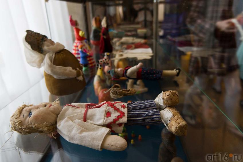 Фото №89713. Народные и городские игрушки (XIX - XX)