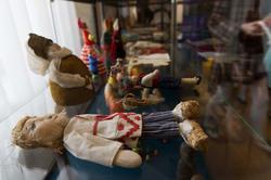 Народные и городские игрушки (XIX - XX)