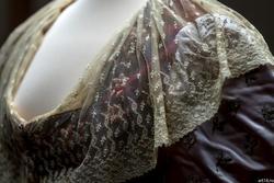 Платье вечернее (фрагмент)