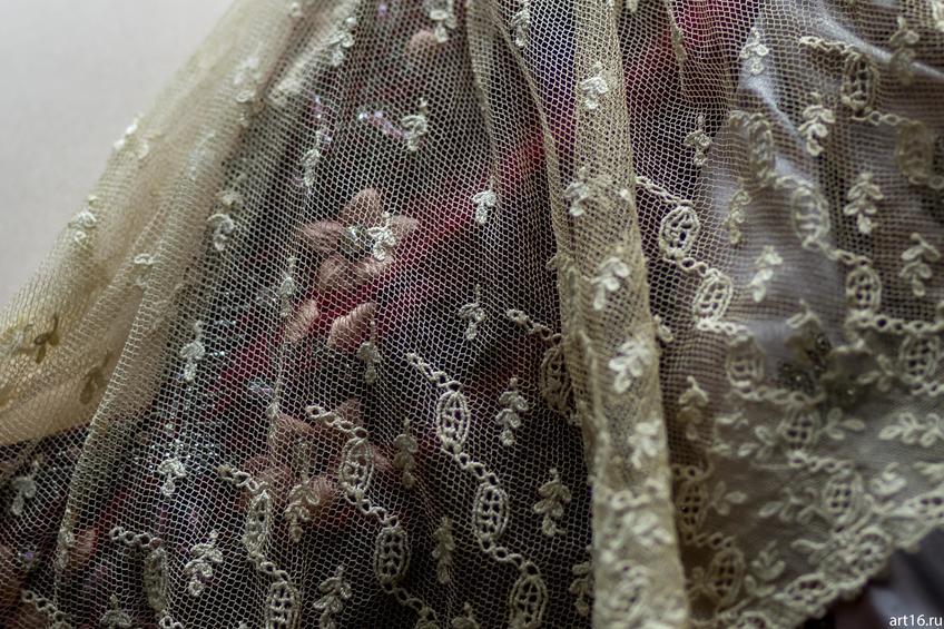 Фото №897331. Платье вечернее (фрагмент)