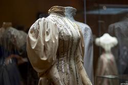 Платье визитное фасона «Принцесс»