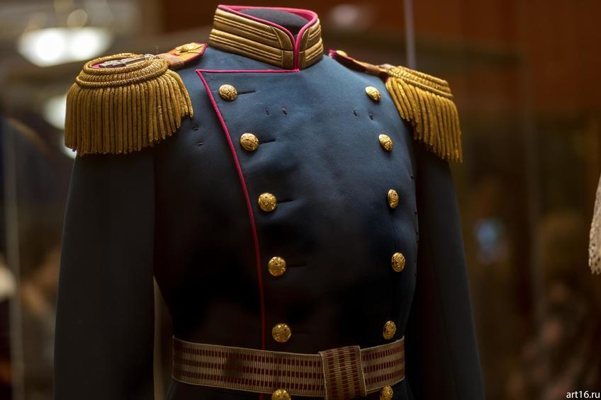 Фото №897379. Мундир офицерский 16-го Стрелкового полка