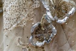 Фрагмент. Бальное платье