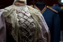 Платье визитное