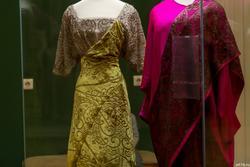 Платье вечернее /Платье вечернее и сорти-де-боль