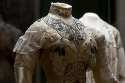 Платье подвенечное (фрагмент)