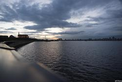 Казанка. Городской пейзаж