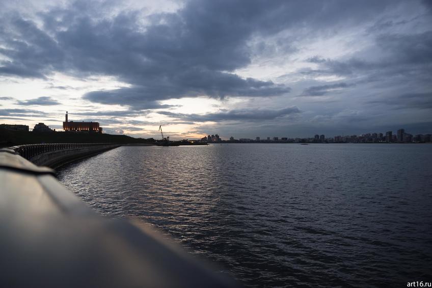 Фото №897793. Казанка. Городской пейзаж