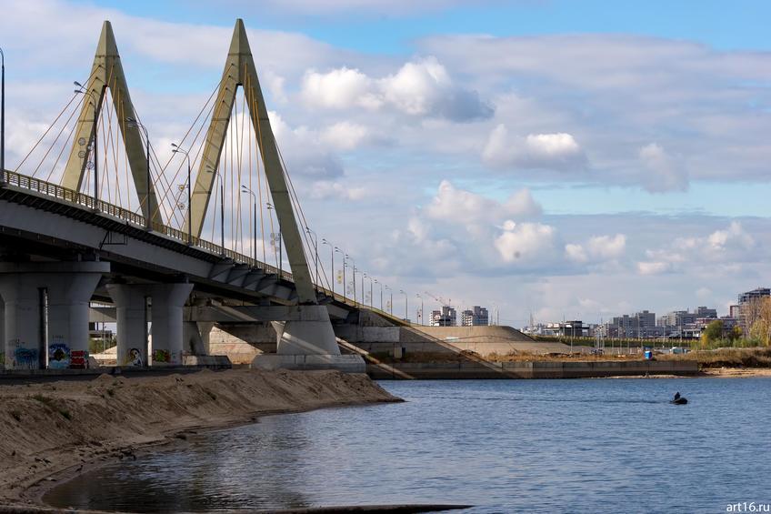 Фото №898624. Мост Миллениум, октябрь 2016