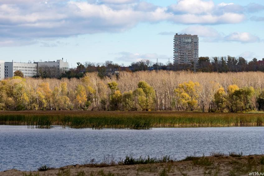 Казанка, октябрь 2016::Казань, осень, природа