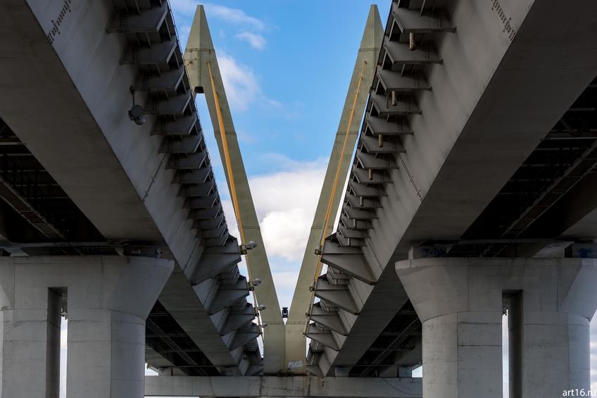 Фото №898660. Мост Миллениум, октябрь 2016