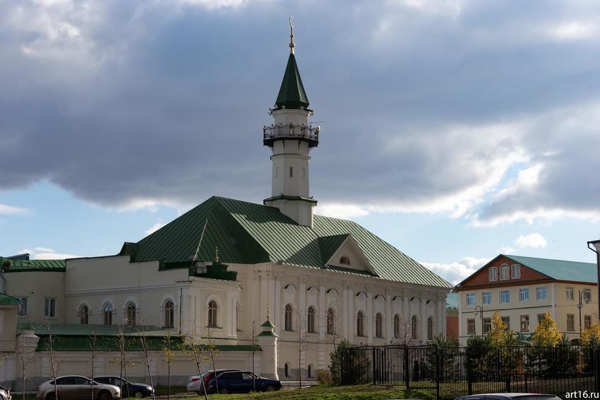 Мечеть Аль-Марджани::Казань, осень, природа