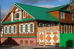 Старо-Татарская слобода, ул. Каюма Насыри, 11, октябрь 2016