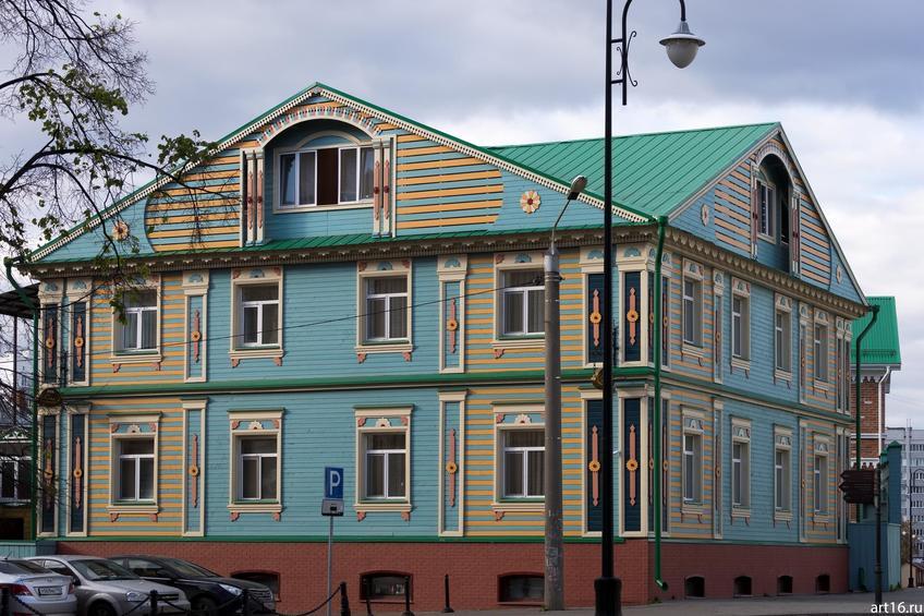 Отель Бал, Каюма Насыри, 26::Казань, осень, природа