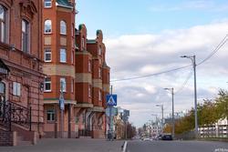 Ул. Ш.Марджани, 24 (на пересечении с ул. Ф.Карима)