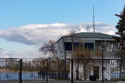 В Речном порту, октябрь 2016, Казань
