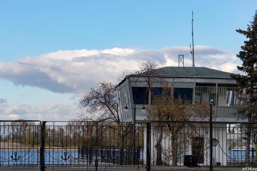 В Речном порту, октябрь 2016, Казань::Казань, осень, природа